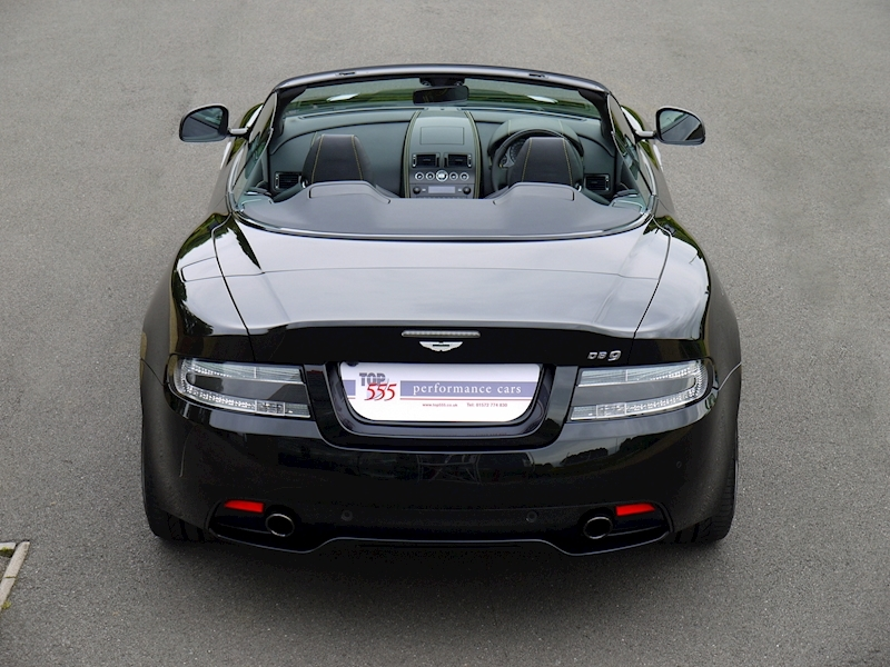 Aston Martin DB9 Volante 'Carbon Edition' Touchtronic 2 - Large 20
