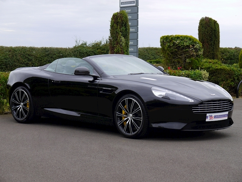 Aston Martin DB9 Volante 'Carbon Edition' Touchtronic 2 - Large 21