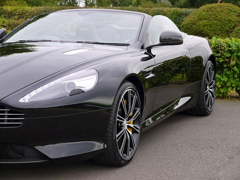 Aston Martin DB9 Volante 'Carbon Edition' Touchtronic 2 - Large 23