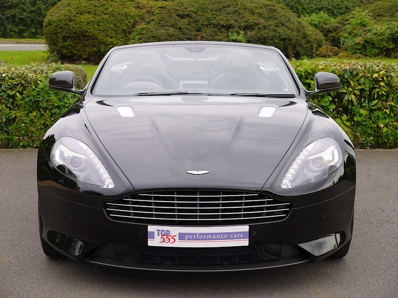 Aston Martin DB9 Volante 'Carbon Edition' Touchtronic 2 - Large 25