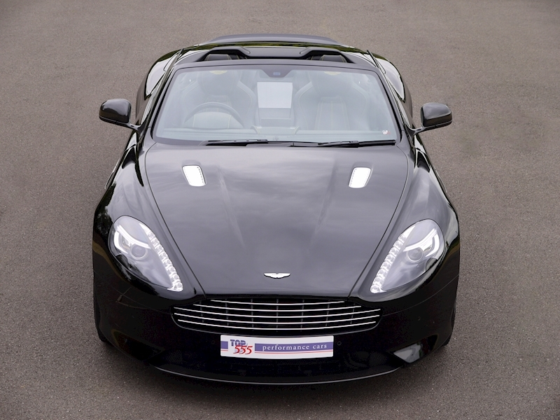 Aston Martin DB9 Volante 'Carbon Edition' Touchtronic 2 - Large 27