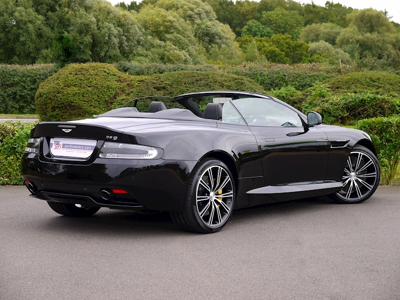 Aston Martin DB9 Volante 'Carbon Edition' Touchtronic 2 - Large 31