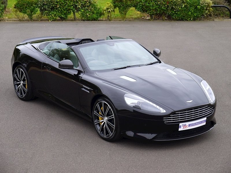 Aston Martin DB9 Volante 'Carbon Edition' Touchtronic 2 - Large 0