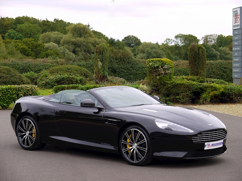Aston Martin DB9 Volante 'Carbon Edition' Touchtronic 2 - Large 40