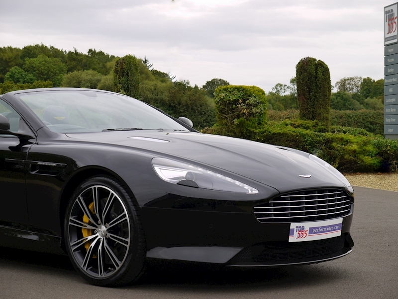 Aston Martin DB9 Volante 'Carbon Edition' Touchtronic 2 - Large 41