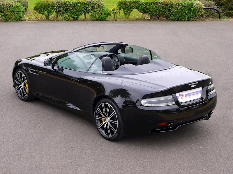 Aston Martin DB9 Volante 'Carbon Edition' Touchtronic 2 - Large 42