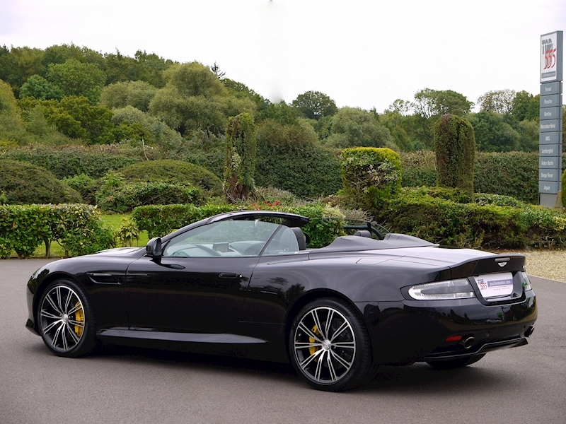 Aston Martin DB9 Volante 'Carbon Edition' Touchtronic 2 - Large 43