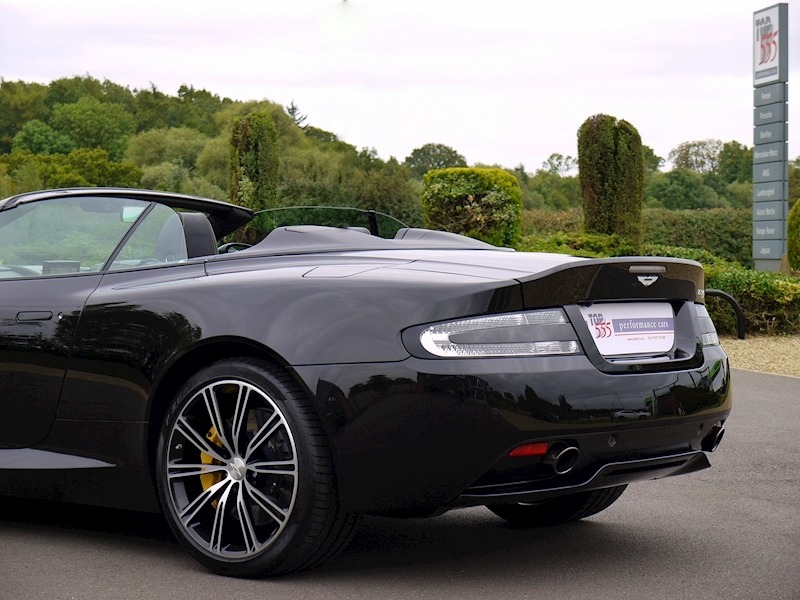 Aston Martin DB9 Volante 'Carbon Edition' Touchtronic 2 - Large 44