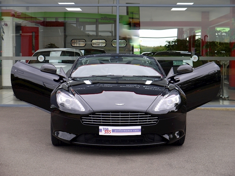 Aston Martin DB9 Volante 'Carbon Edition' Touchtronic 2 - Large 45