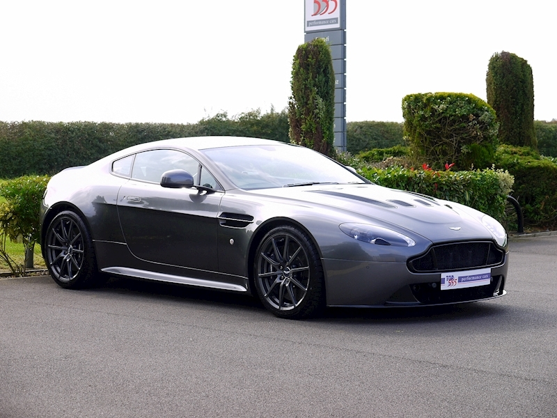 Aston Martin V12 Vantage S - Manual - Large 19