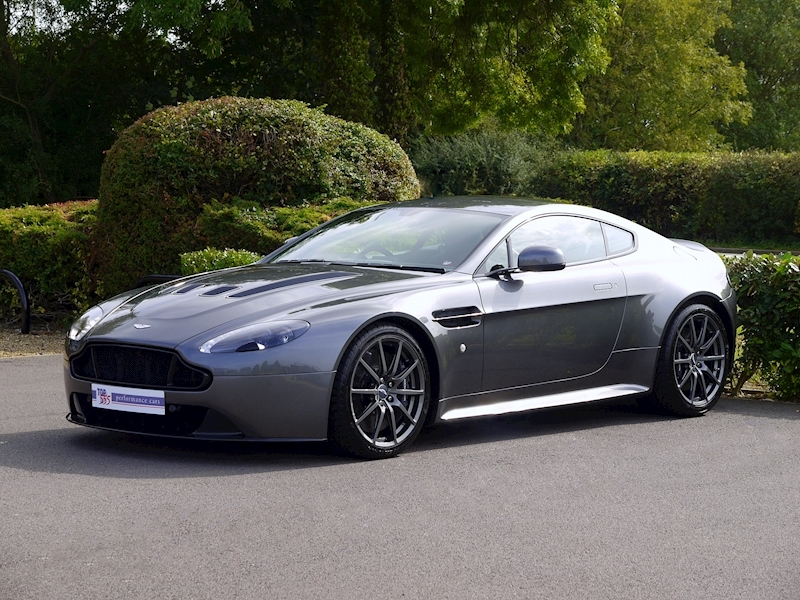 Aston Martin V12 Vantage S - Manual - Large 20