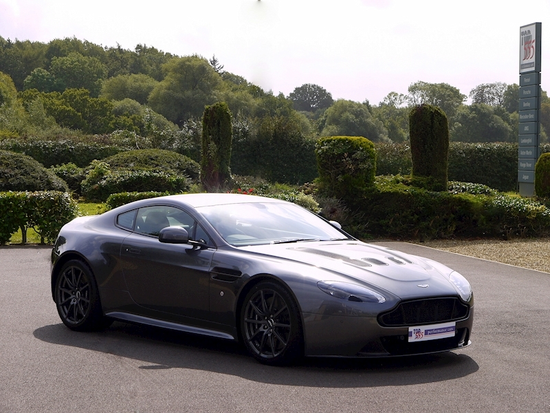Aston Martin V12 Vantage S - Manual - Large 34