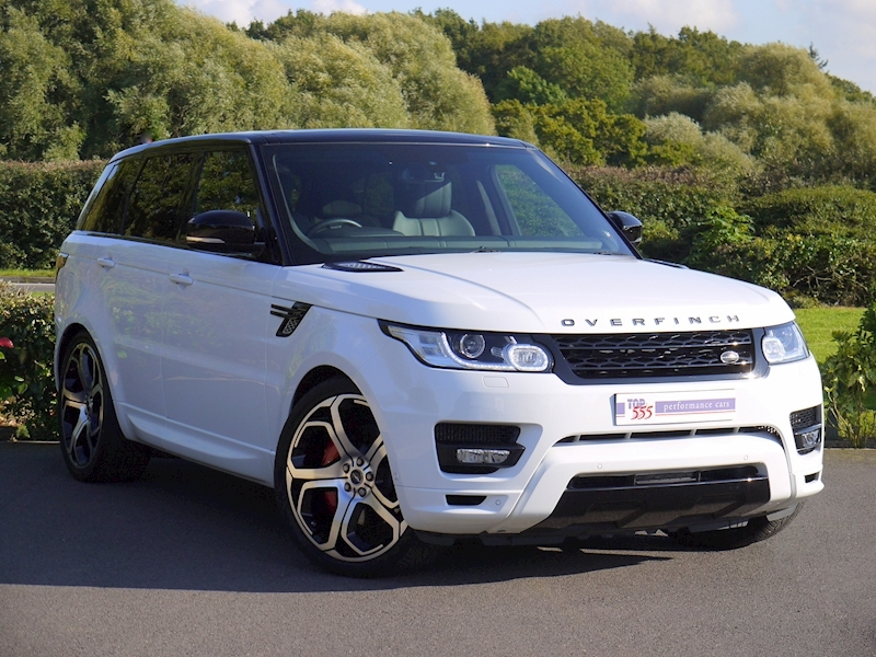 Land Rover Overfinch Sport 4.4SDV8 Autobiography Dynamic - Large 18