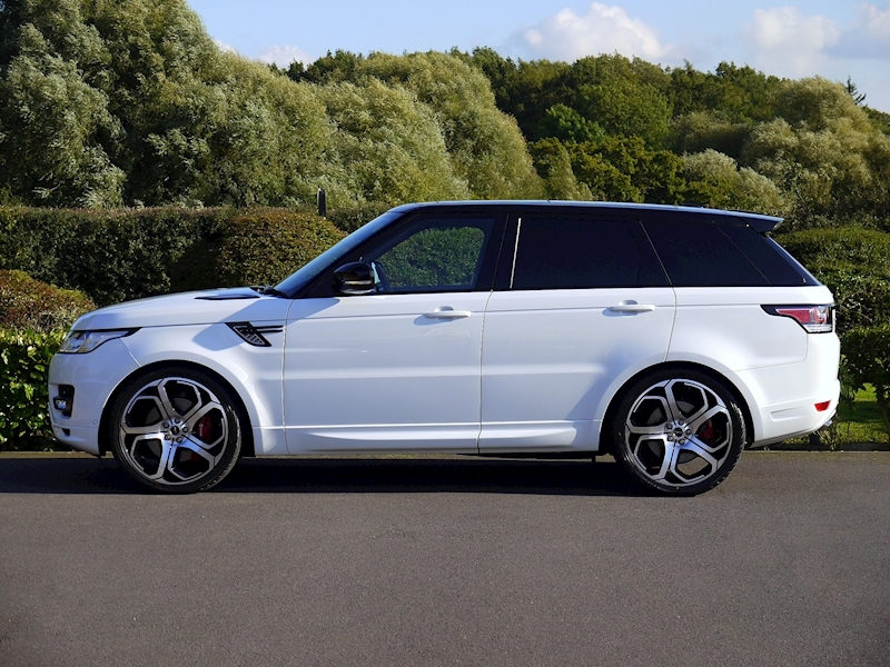 Land Rover Overfinch Sport 4.4SDV8 Autobiography Dynamic - Large 2
