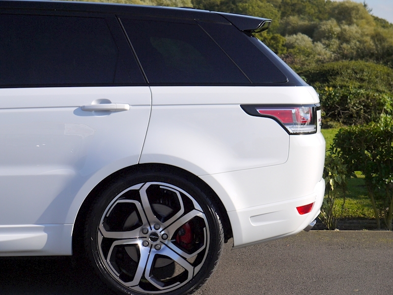 Land Rover Overfinch Sport 4.4SDV8 Autobiography Dynamic - Large 3
