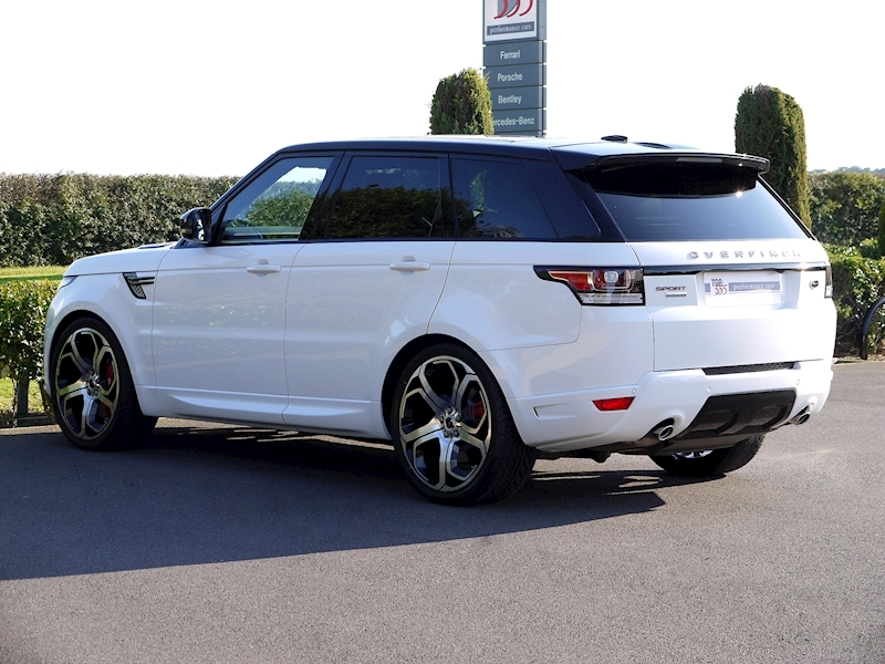 Land Rover Overfinch Sport 4.4SDV8 Autobiography Dynamic - Large 11