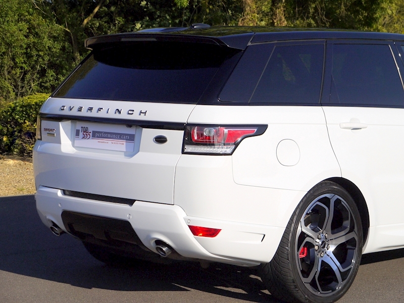 Land Rover Overfinch Sport 4.4SDV8 Autobiography Dynamic - Large 12