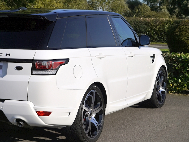 Land Rover Overfinch Sport 4.4SDV8 Autobiography Dynamic - Large 15