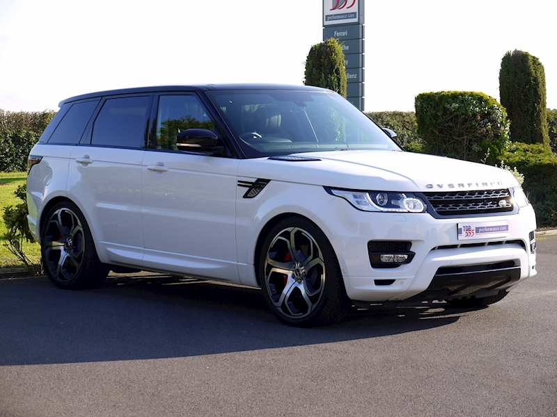 Land Rover Overfinch Sport 4.4SDV8 Autobiography Dynamic - Large 16
