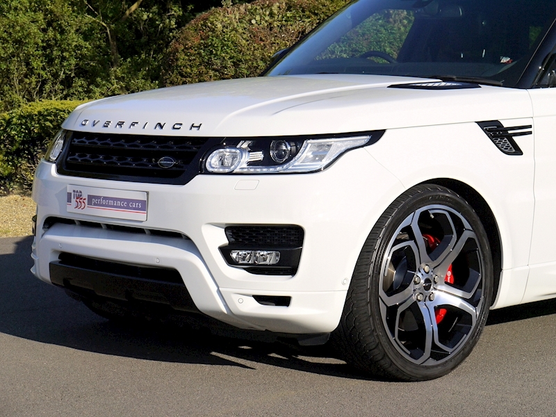 Land Rover Overfinch Sport 4.4SDV8 Autobiography Dynamic - Large 17