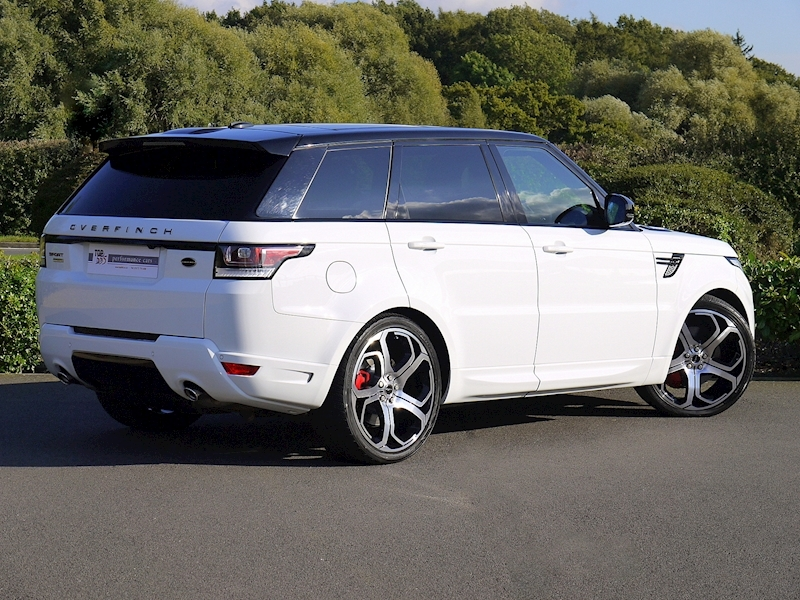 Land Rover Overfinch Sport 4.4SDV8 Autobiography Dynamic - Large 19
