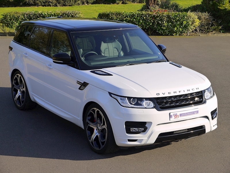 Land Rover Overfinch Sport 4.4SDV8 Autobiography Dynamic - Large 0