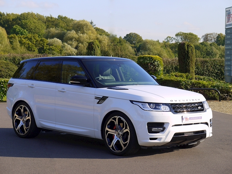 Land Rover Overfinch Sport 4.4SDV8 Autobiography Dynamic - Large 21