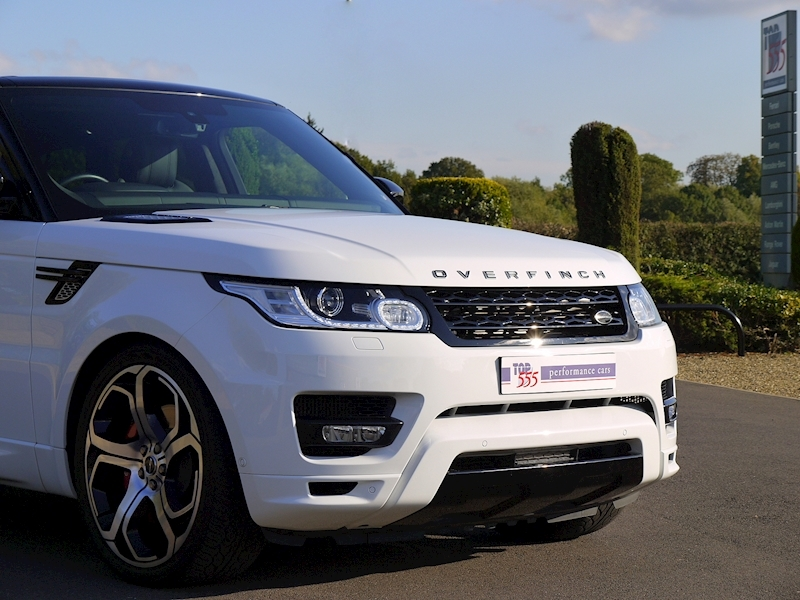 Land Rover Overfinch Sport 4.4SDV8 Autobiography Dynamic - Large 22