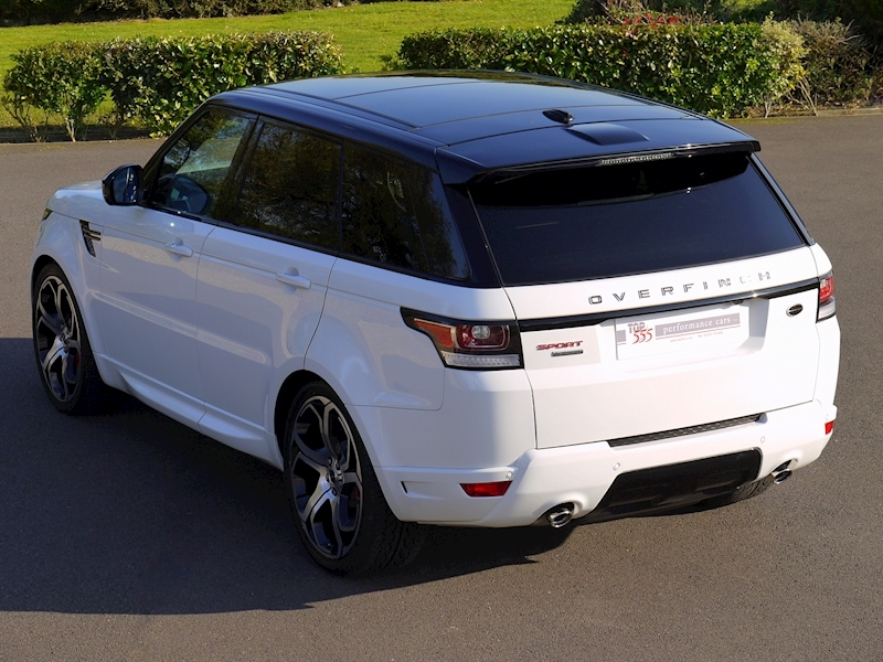 Land Rover Overfinch Sport 4.4SDV8 Autobiography Dynamic - Large 23