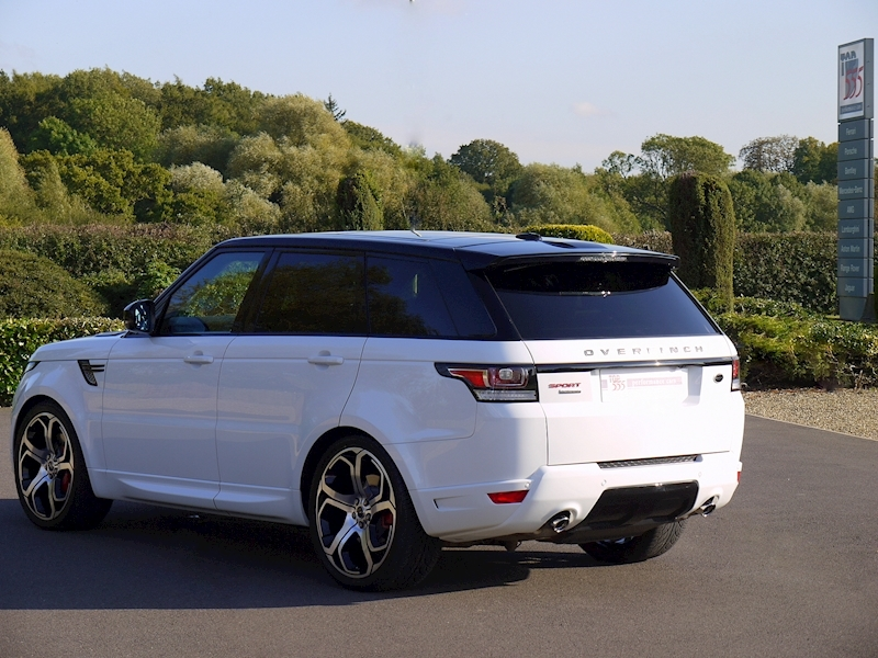Land Rover Overfinch Sport 4.4SDV8 Autobiography Dynamic - Large 24