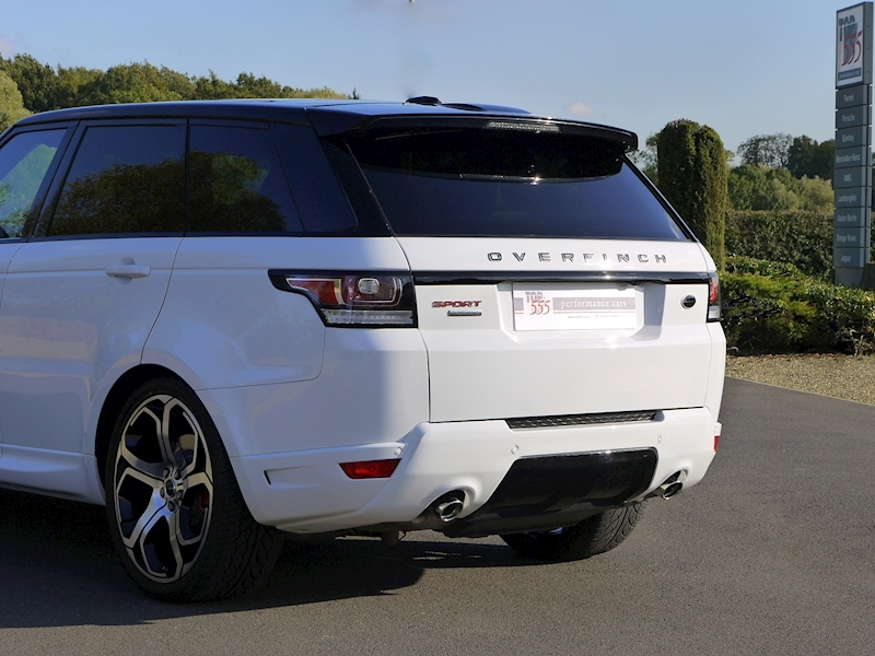 Land Rover Overfinch Sport 4.4SDV8 Autobiography Dynamic - Large 25