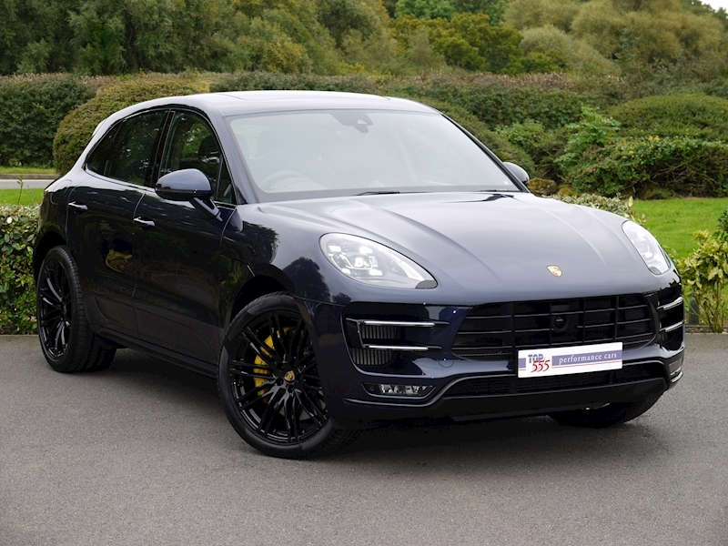 Porsche Macan Turbo with Performance Package - Large 0