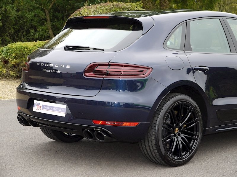 Porsche Macan Turbo with Performance Package - Large 9