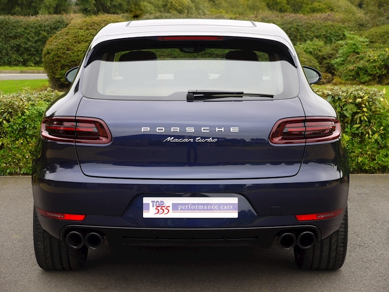 Porsche Macan Turbo with Performance Package - Large 12