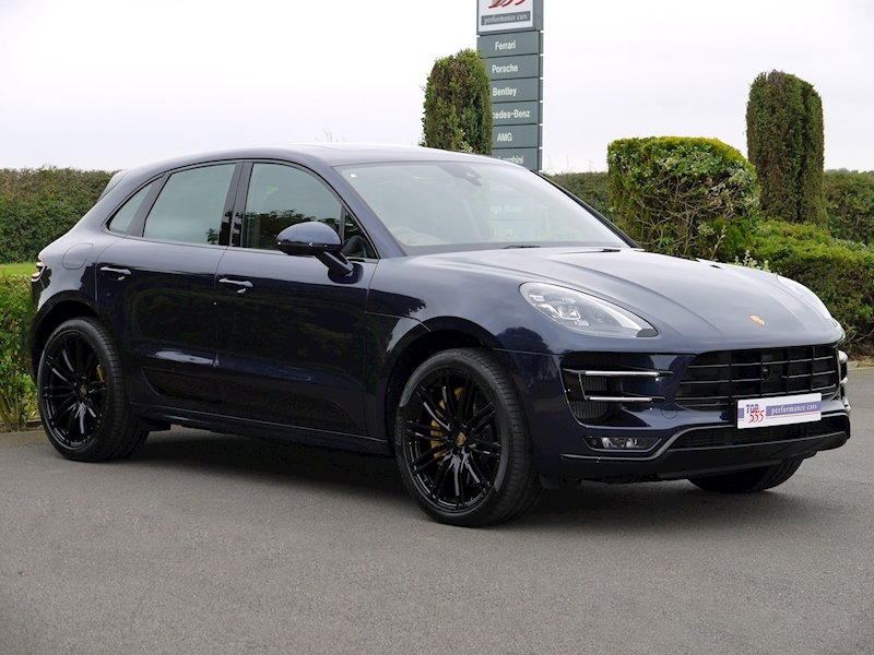 Porsche Macan Turbo with Performance Package - Large 15