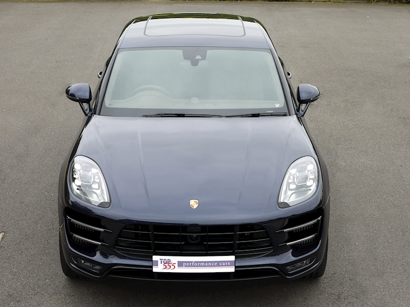 Porsche Macan Turbo with Performance Package - Large 18