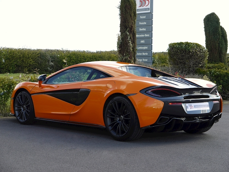 Mclaren 570S Coupe - Large 5