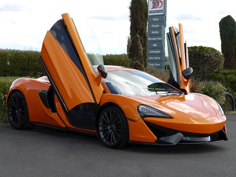 Mclaren 570S Coupe - Large 12