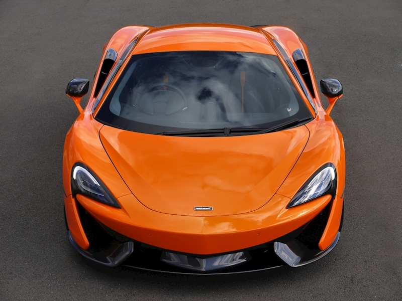 Mclaren 570S Coupe - Large 14