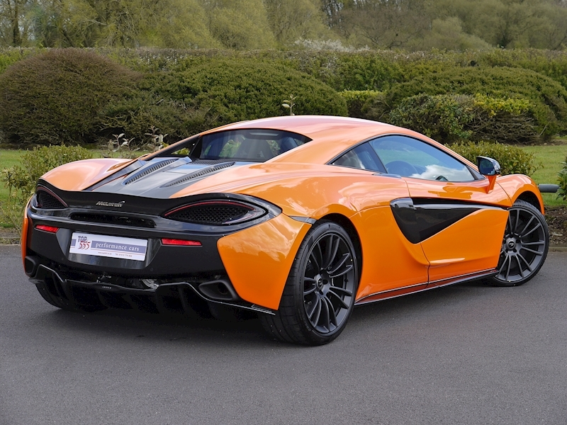 Mclaren 570S Coupe - Large 17