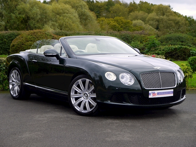Bentley Continental W12 GTC Mulliner - Large 26