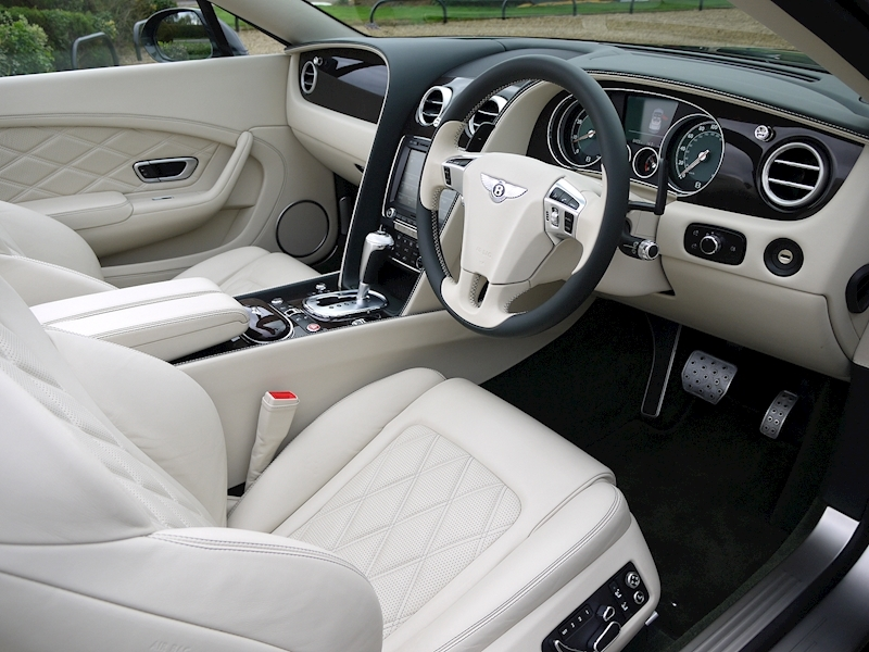 Bentley Continental W12 GTC Mulliner - Large 1