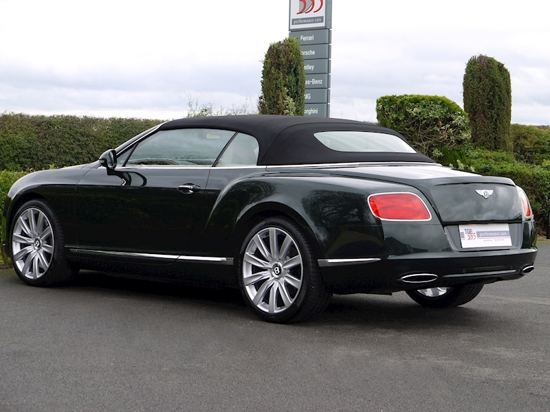 Bentley Continental W12 GTC Mulliner - Large 13
