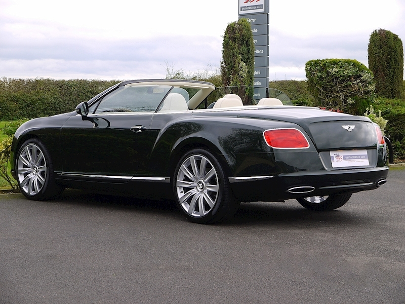 Bentley Continental W12 GTC Mulliner - Large 18