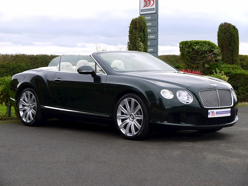 Bentley Continental W12 GTC Mulliner - Large 20