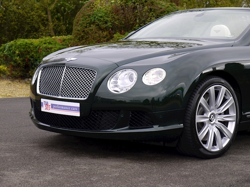 Bentley Continental W12 GTC Mulliner - Large 16