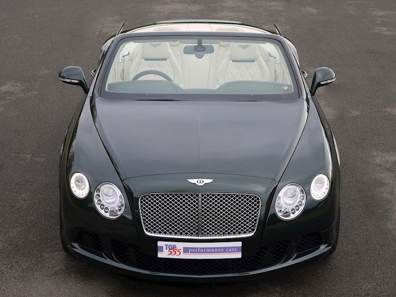 Bentley Continental W12 GTC Mulliner - Large 24