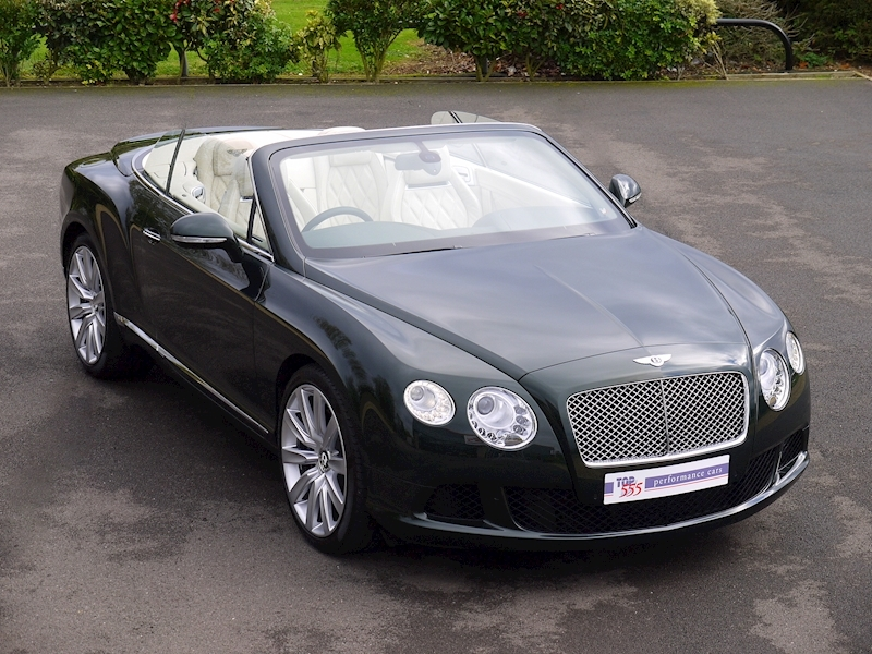Bentley Continental W12 GTC Mulliner - Large 0