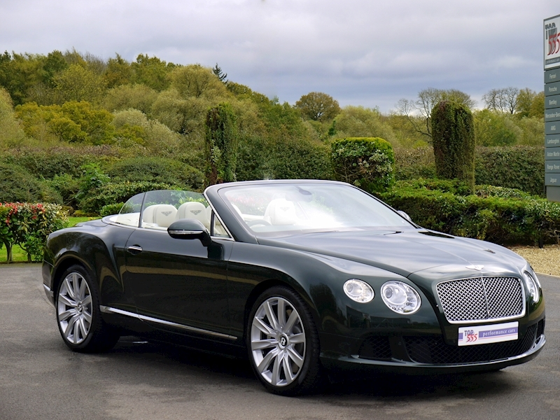 Bentley Continental W12 GTC Mulliner - Large 33