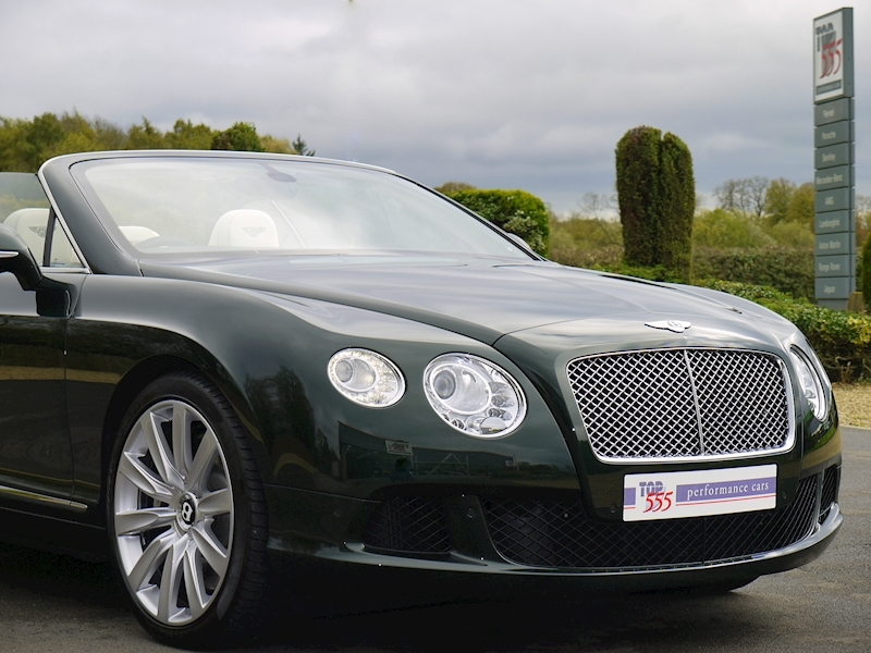 Bentley Continental W12 GTC Mulliner - Large 34